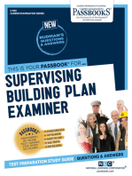 Supervising Building Plan Examiner
