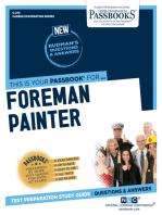 Foreman Painter