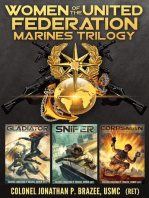 Women of the United Federation Marine Corps Trilogy