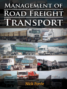 Management of Road Freight Transport