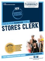 Stores Clerk