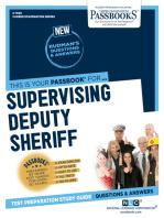 Supervising Deputy Sheriff