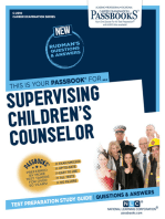 Supervising Children's Counselor
