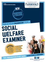 Social Welfare Examiner