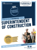 Superintendent of Construction
