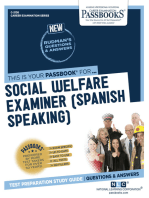 Social Welfare Examiner (Spanish Speaking)