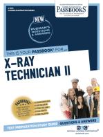 X-Ray Technician II