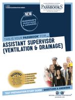 Assistant Supervisor (Ventilation & Drainage)