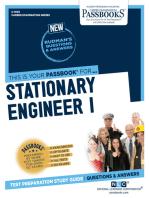 Stationary Engineer I