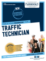 Traffic Technician