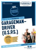 Garageman-Driver (U.S.P.S.)