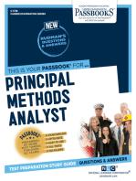 Principal Methods Analyst