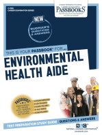 Environmental Health Aide