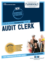 Audit Clerk