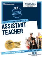 Assistant Teacher