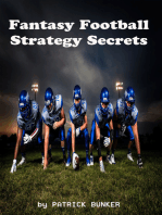 Fantasy Football Strategy Secrets