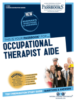 Occupational Therapist Aide