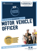 Motor Vehicle Officer