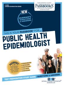 Public Health Epidemiologist: Passbooks Study Guide
