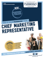 Chief Marketing Representative