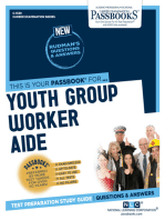 Youth Group Worker Aide