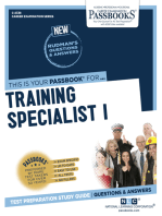 Training Specialist I