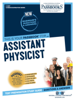 Assistant Physicist