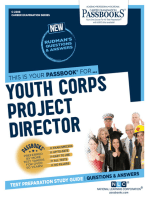 Youth Corps Project Director