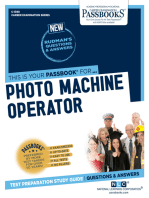 Photo Machine Operator