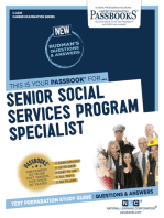 Senior Social Services Program Specialist