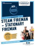 Steam Fireman–Stationary Fireman