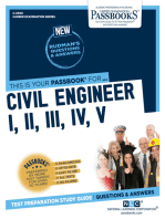 Civil Engineer I, II, III, IV, V