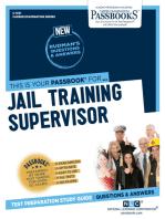 Jail Training Supervisor