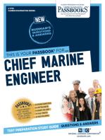 Chief Marine Engineer
