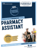 Pharmacy Assistant