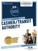Cashier / Transit Authority