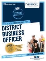 District Business Officer