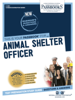 Animal Shelter Officer