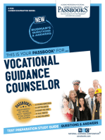 Vocational Guidance Counselor