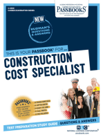 Construction Cost Specialist