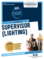 Supervisor (Lighting)