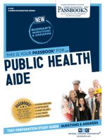 Public Health Aide