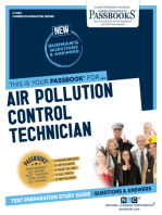 Air Pollution Control Technician