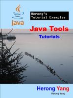 Java Tools Tutorials - Herong's Tutorial Examples