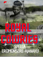 Royal Cowries ~ A Sweet Historical Romance