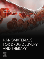 Nanomaterials for Drug Delivery and Therapy