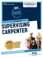 Supervising Carpenter