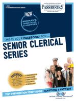 Senior Clerical Series