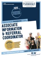 Associate Information & Referral Coordinator