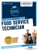 Food Service Technician